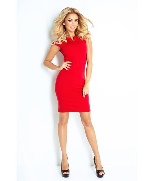 98699ffb19f7 Κομψό Μίνι Φόρεμα Κόκκινο – WearStardust